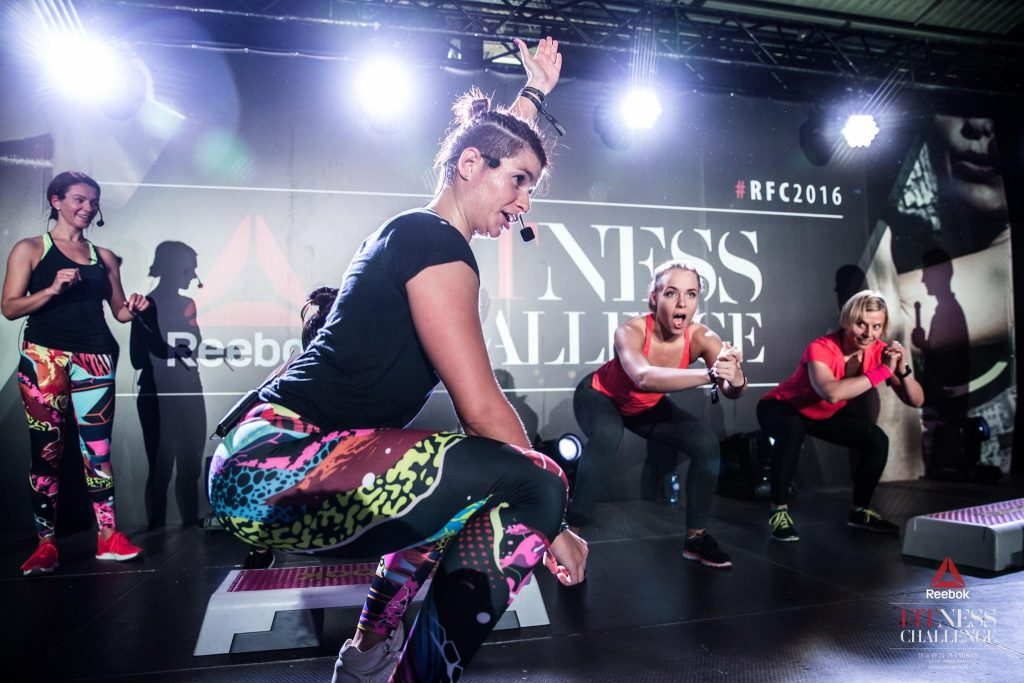 Reebok, RFC2016, Vilnius, Goodlife, Functional Training