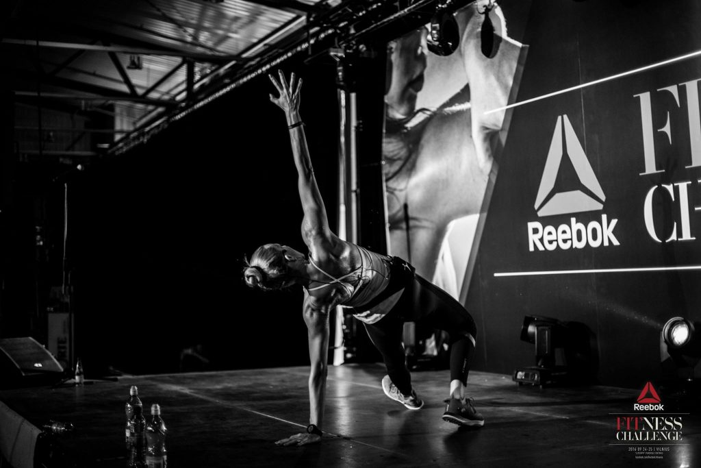 Reebok, RFC2016, Vilnius, Goodlife, Total Body Functional