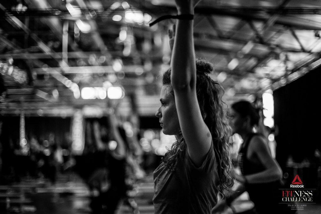Reebok, RFC2016, Vilnius, linija, yoga for life