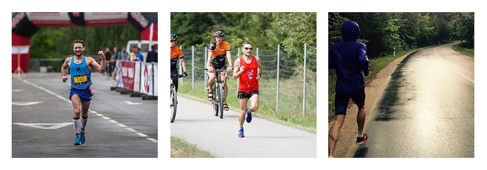 Ignas Brasevičius, profesionalūs bėgikai, Adidas