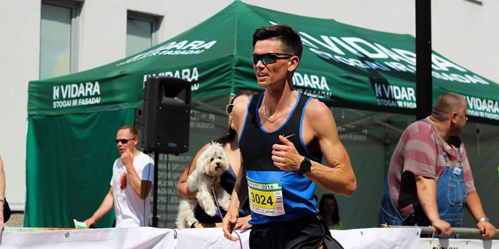 Ruslanas Seikalijevas, profesionalūs bėgikai