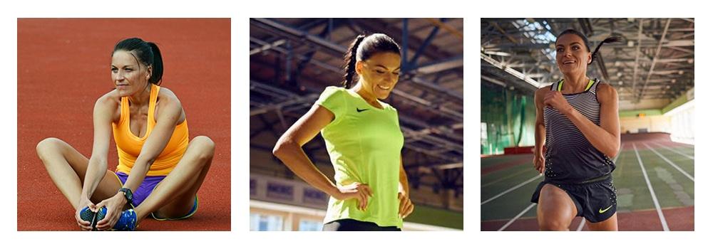 Diana Lobačevskė, profesionalūs bėgikai, Nike