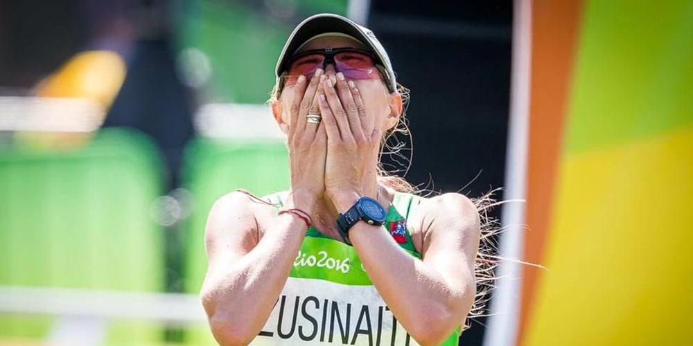 vaida žusinaitė, profesionalūs bėgikai, nuotrauka: Vytautas Dranginis, Adidas
