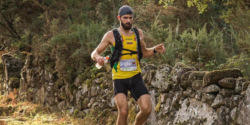 Vaidas Žlabys, profesionalūs bėgikai