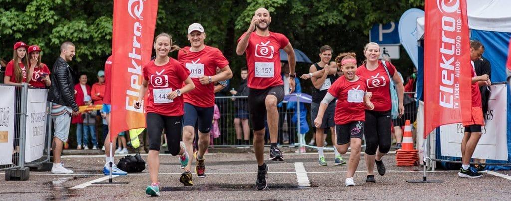 bėgimo varžybų kalendorius, klaipėdos maratonas