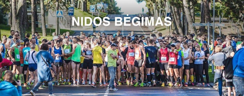 bėgimo varžybų kalendorius, nidos pusmaratonis